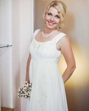 Свадебное платье Ариадна. прокат-3000грн., продажа-4500 грн.  В наличии до 52 размера.