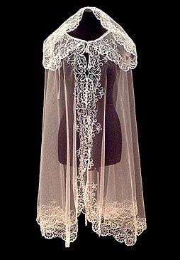 Плащик для венчания длинный с вышивкой №20-1200 грн. Прокат 600 грн.
