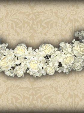 Свадебное украшение для волос, 100 грн.