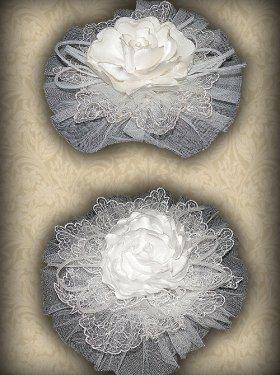 """Свадебное украшение для волос """"Шляпка"""", 250 грн."""