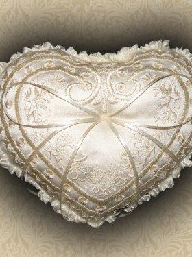 Подушки для свадебных колец, 170 грн.
