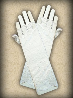 Свадебные перчатки в Киеве, 250 грн.